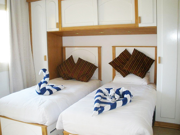 Studio apartments in Luxor, Egypt