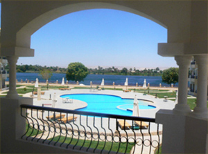 Luxor 3 bed duplex apartments