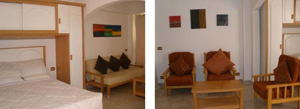 Sharm El Sheikh studio