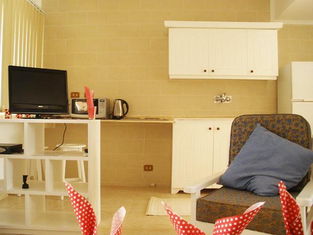 Studio apartments in Luxor, Egypt