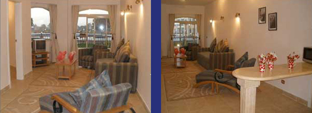 Luxor 3 bed apartments