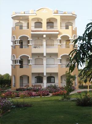 Luxor studio apartments