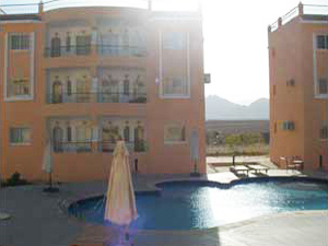 Sharm el Sheikh 1 bed apartment