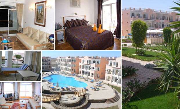 Sharm 2 bed apartments