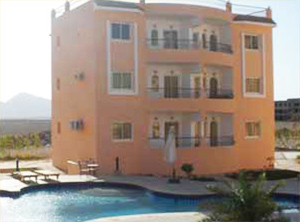 Sharm 3 bedroom apartment