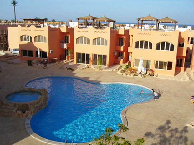 sharm resort 1 bed apartment